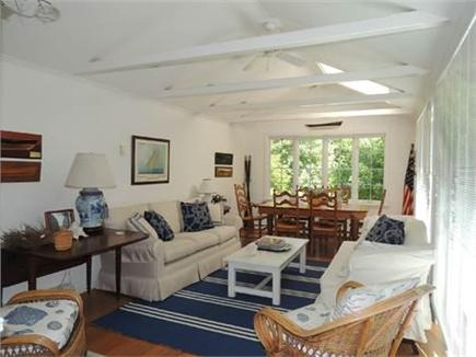 Harwich Port Cape Cod vacation rental - 2nd Living Area