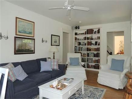 Harwich Port Cape Cod vacation rental - Kitchen Sitting Area