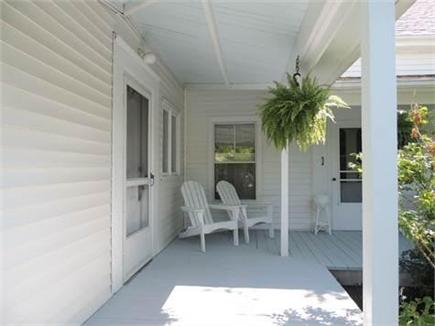 Harwich Port Cape Cod vacation rental - Porch