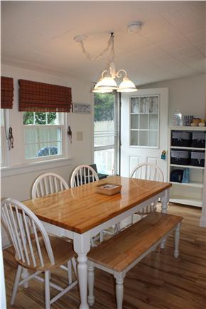 Dennisport Cape Cod vacation rental - Dining Room
