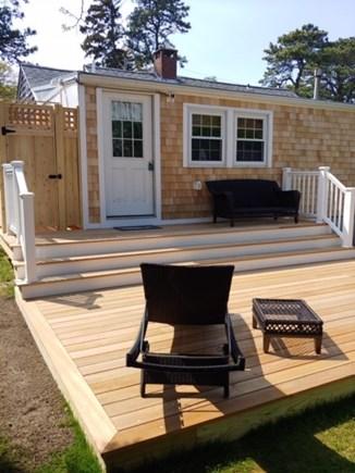 Dennisport Cape Cod vacation rental - NEW deck & outdoor shower