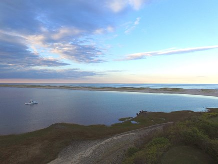 East Orleans Cape Cod vacation rental - Panoramic water view