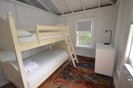 East Orleans Cape Cod vacation rental - Room with 2 Twins in a bunk room AC
