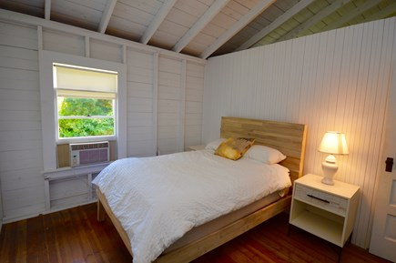 East Orleans Cape Cod vacation rental - Queen Bedroom with AC