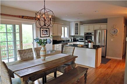 N. Falmouth Old Silver Beach Cape Cod vacation rental - Kitchen