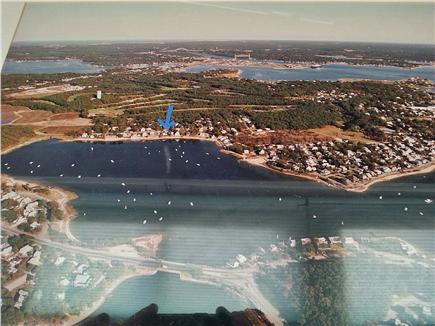 Onset MA vacation rental - Cottage, Steps to Sandy shore beach & Bay Pointe Golf course