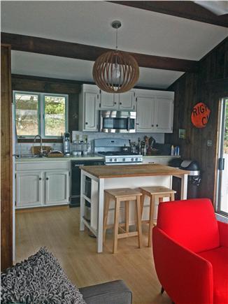 Wellfleet Cape Cod vacation rental - Kitchen with all modern appliances