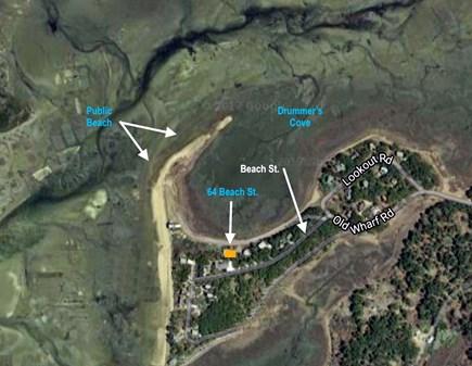 Wellfleet Cape Cod vacation rental - 3 minute walk to sandy beach