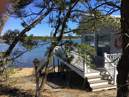 Wellfleet Cape Cod vacation rental - Beautiful home with amazing water views