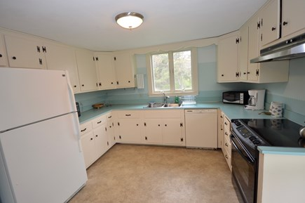East Orleans Cape Cod vacation rental - Full Kitchen open to the dining and living room