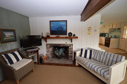 East Orleans Cape Cod vacation rental - Living Room, plenty of seating