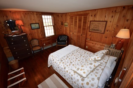 East Orleans Cape Cod vacation rental - Queen Bedroom with Split AC