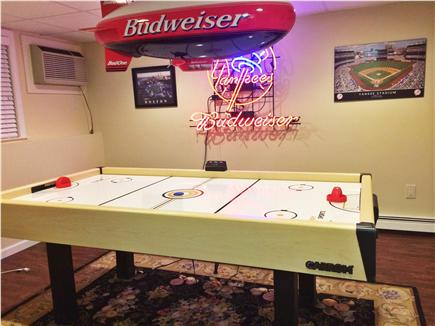 Brewster Cape Cod vacation rental - Game Room with wet bar