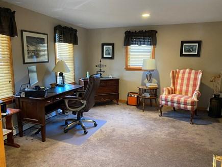 Brewster Cape Cod vacation rental - Den/Study