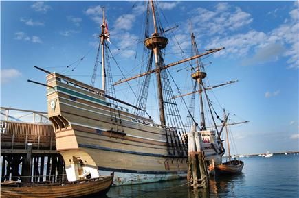 Plymouth MA vacation rental - Visit the Mayflower in downtown Plymouth