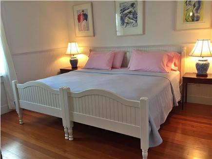 West Yarmouth Cape Cod vacation rental - Upstairs king bedroom #3