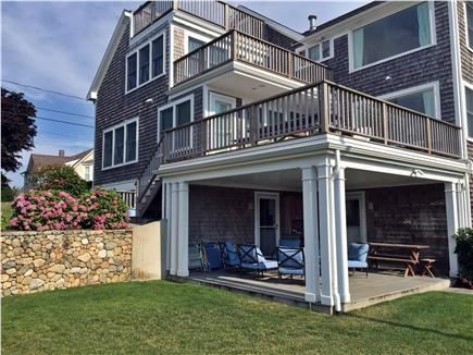 West Yarmouth Cape Cod vacation rental - Three decks and a patio, with outdoor grill!