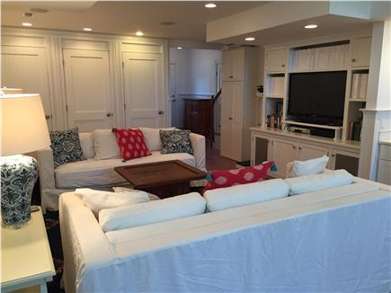 West Yarmouth Cape Cod vacation rental - Two twins daybeds in room that doubles as a family room w/TV