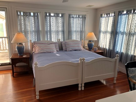 West Yarmouth Cape Cod vacation rental - Master bedroom #3, upstairs