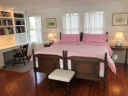 West Yarmouth Cape Cod vacation rental - Master bedroom #2 upstairs, w/ desk area