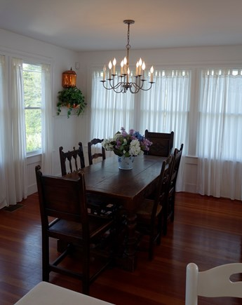West Yarmouth Cape Cod vacation rental - ...and adjacent to the 11' countertop with stools