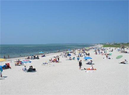 West Yarmouth Cape Cod vacation rental - Seagull Beach is a short 1.5 mile drive