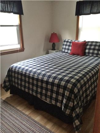 West Yarmouth Cape Cod vacation rental - Second bedroom with queen pillow top mattress