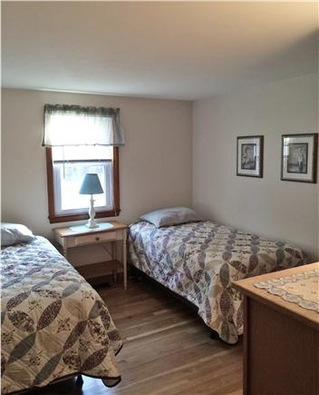 West Yarmouth Cape Cod vacation rental - Third bedroom with twin pillow top mattresses