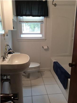 West Yarmouth Cape Cod vacation rental - Clean bright bathroom