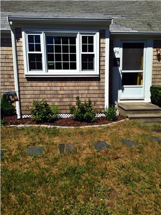 Eastham Cape Cod vacation rental - Front door