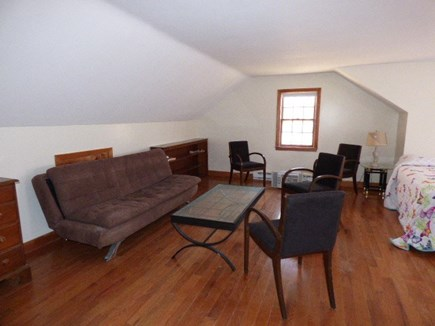Dennis, Cape Cod Cape Cod vacation rental - Futon in 2nd bedroom with the 4 twins.