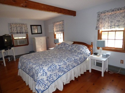 Dennis, Cape Cod Cape Cod vacation rental - 1st floor Bedroom with Queen Bed