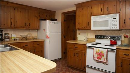 Dennis, Cape Cod Cape Cod vacation rental - Kitchen with breakfast room and laundry area next to it