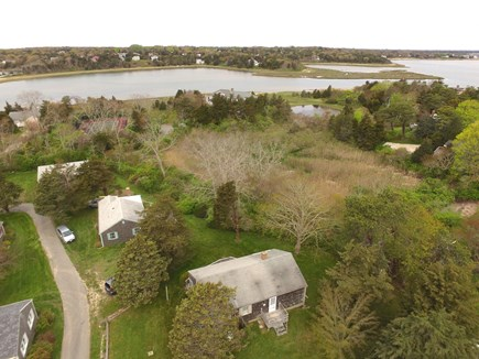 East Orleans Cape Cod vacation rental - Inland waters 2 mins walk away