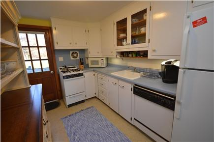 East Orleans Cape Cod vacation rental - Simple clean, well equipped kitchen