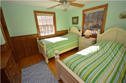East Orleans Cape Cod vacation rental - Twin Bedroom #2
