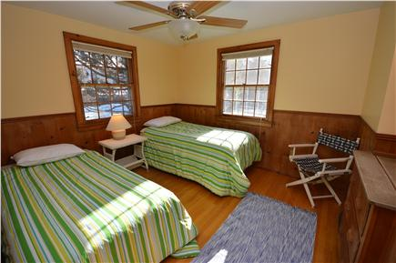 East Orleans Cape Cod vacation rental - Twin Bedroom #1