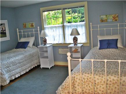 Orleans Cape Cod vacation rental - Bedroom #2 with 2  twins