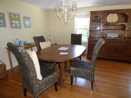 Dennis Cape Cod vacation rental - Dinning area in Living area