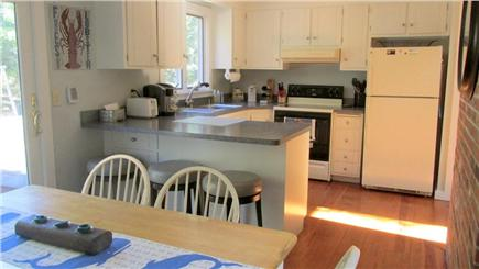 Eastham Cape Cod vacation rental - Bright and sunny kitchen/dining area