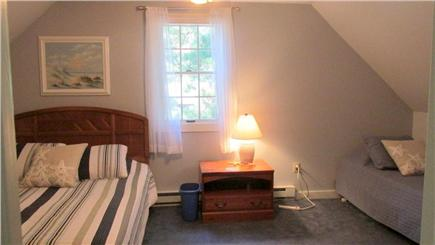 Eastham Cape Cod vacation rental - 2nd floor queen bedroom with an extra twin bed