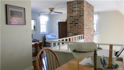 Eastham Cape Cod vacation rental - View of loft area