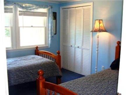 Yarmouth Cape Cod vacation rental - 4th bedroom with twin beds