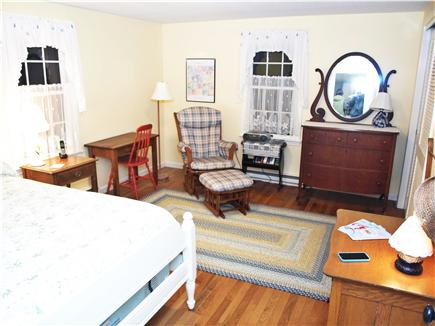 Chatham Cape Cod vacation rental - Double bed in the first floor bedroom