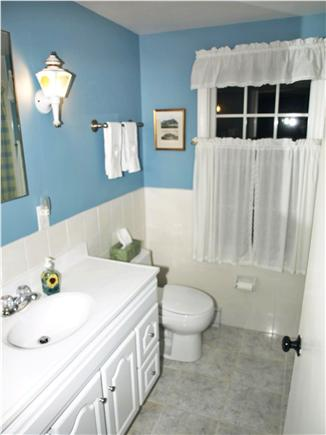 Chatham Cape Cod vacation rental - Two full bathrooms have been remodeled recently.