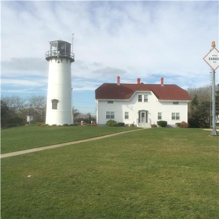 Chatham Cape Cod vacation rental - The iconic Chatham Lighthouse is 5/10 mile down the road.
