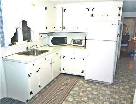 Chatham Cape Cod vacation rental - The kitchen is well equipped.
