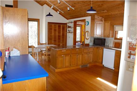 Paine Hollow/ South Wellfleet Cape Cod vacation rental - Kitchen