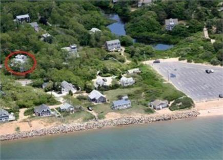 Eastham Cape Cod vacation rental - Proximity to Campground Beach (150 yards)