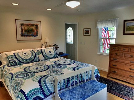 Eastham Cape Cod vacation rental - 1st Floor Master Bedroom with King Bed